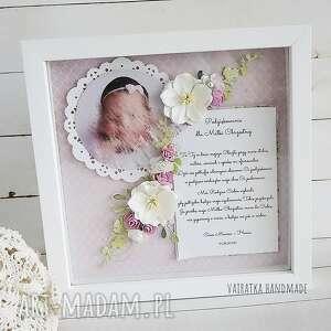 ramki dla chrzestnych - zamówienie p katarzyny - zdjęcie, chrzestni