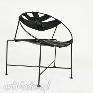 dom fotel tembo industrialny, minimalistyczny, do loftu, designerski