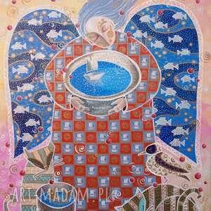 Tęsknota za morzem marina czajkowska anioł, tęsknota,