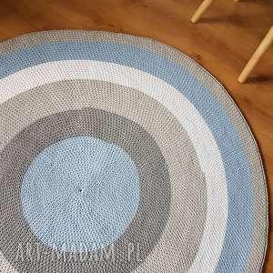 dywan, okrągły, dla dziecka, pokój, sypialnia