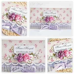 kartka ślubna - róże, ślub, kartka, kopetówka