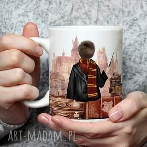 personalizowany kubek czarodzieja - magiczna kawa czy herbata