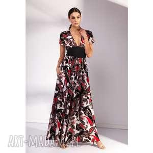 ręcznie wykonane sukienki sukienka shade