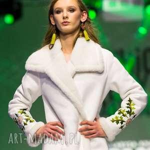 absolutnie piękny kożuch folk design aneta larysa knap, kożuch, folk, góralski