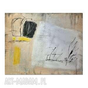 the letter, abstrakcja, nowoczesny obraz ręcznie malowany, obraz, abstrakcja