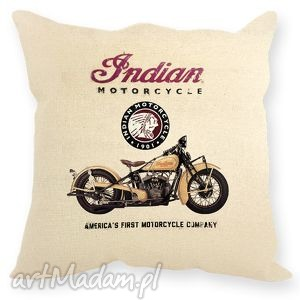 hand-made poduszki poduszka indian scout