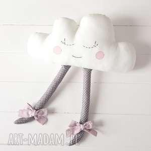 poduszka chmurka, chmura zabawka, dekoracja