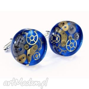 spinki - mechanical blue,