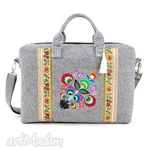 torebki torba na laptopa 202, ludowa, folk, etno