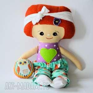 lalka dobranocka - kasia 47 cm, lalka, dobranocka, komplet, dziewczynka