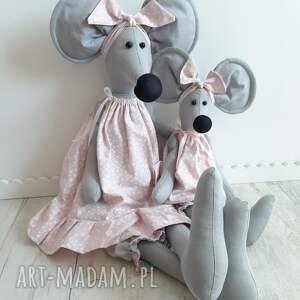 maskotki duża myszka amelka 75 cm, myszka, zabawka, pokój dziecka, maskotka
