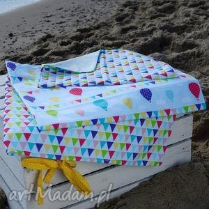 Pościel starszaka 100x135 Balloons, pościel, maluszka, balony, turkus