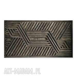 obraz z drewna, dekoracja ścienna /11/, dekoracja, ścienna, drewniana