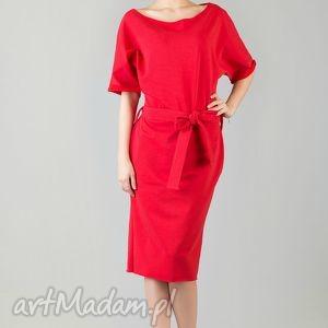 Sukienka Aleksandra 5, elegancka, wygodna, luźna, midi, swobodna, kimono