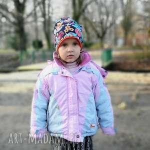 czapki czapka ludowa dziewczęca na 2 latka, dziecko, czapka, folk, ludowa, etno