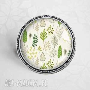 BROSZKA PLANT - ,broszka,broszki,zapinka,oryginalna,natura,prezentowa,
