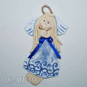 Taka klara - aniołek masy solnej dla dziecka magosza aniołek