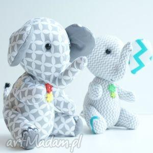 sŁoniki - słoń, mskotka, zabawka, pokoik, dziecko