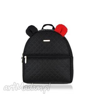 ręcznie robione plecaczek farbiś 671 czarny