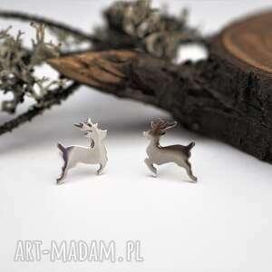 renifery mini zwierzątka, renifer, święta, natura, mini, rudolf