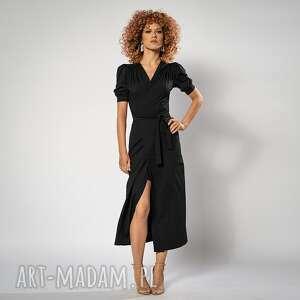 kelly black - sukienka, uniwersalna, ponadczasowa, elegancka, święta