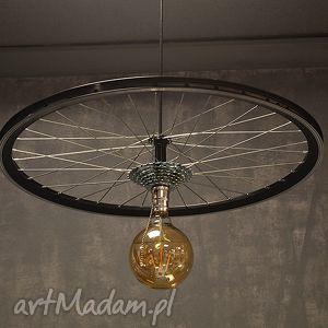lampy lampa wisząca atelier, lampa, lampka, industrialna, prezent, loftowa, rower