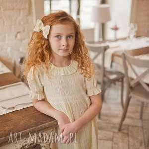 Sukienka Rosa, sukienka, dladziewczynki, letniasukienka, bawełnianasukienka,