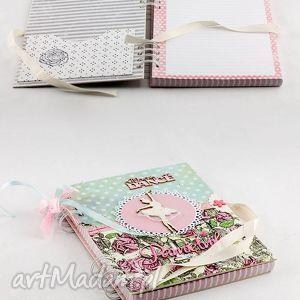 pamiętnik - sekretnik, pamiętnik, prezent, notes, handmade, pasja notesy