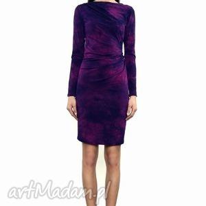 sukienki mili - ręcznie farbowana sukienka, ręcznie, farbowana, sukienka ubrania