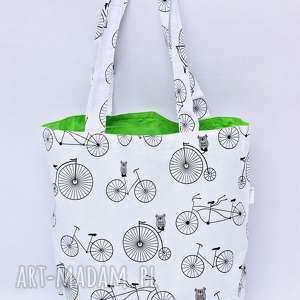 torba na zakupy shopperka rowery, torba, zakupy, shopperka, rower
