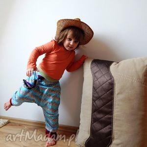 ubranka spodnie dziecięce pumpy r 2-3 lata, spodnie, pumpy, szerokie, dziecko