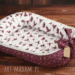 pokoik dziecka kokon niemowlęcy - origami, kokon, gniazdo, niemowlę, otylacz