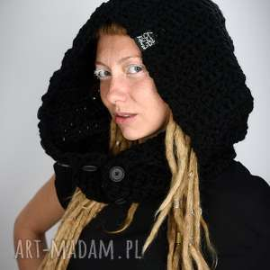 handmade czapki kaput monohood