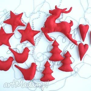 pomysł na upominek święta ozdoby dekoracje bombki świąteczne zestaw