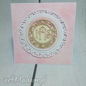 hand made pomysły na prezenty na święta komunia święta w pudrowym różu