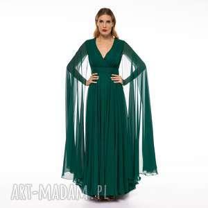 sukienki suknia milica, tren, gala, bankiet, karnawał, sylwester, studniówka