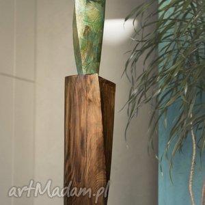 handmade dekoracje rzeźba interpretacja człowieka