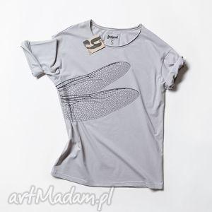 WINGS koszulka oversize, skrzydla, tshirt, bluzka, unisex, luzna