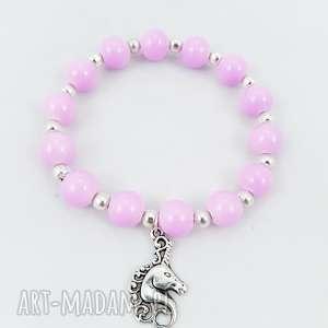 bransoletka koralikowa unicorn