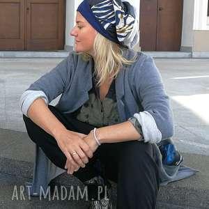 handmade czapki czapka damska dziewczęca patchworkowa kolorowa boho