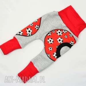 PIŁKI legginsy, spodnie, baggy dla chłopca, niemowląt, bawełniane, rozmiary