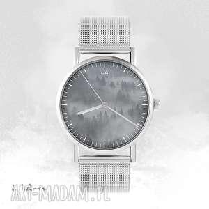 Zegarek, bransoletka - wild life metalowy zegarki liliarts