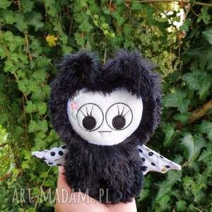 ręcznie zrobione lalki nietoperz przytulanka dumka