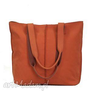 Prezent wygodna koralowa torba na ramię, torba, torebka, prezent, wygodna, duża