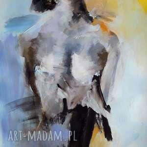 obraz kobieta 92x66, duży do salonu, nowoczeny kobieta