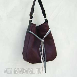 INCAT Simply bag - duża torba worek - czarna
