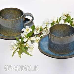 ceramika filiżanka ceramiczna - zestaw dla dwojga, ceramika