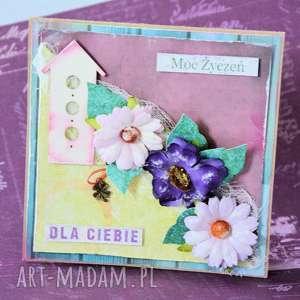 motylarnia kartka - moc życzeń dla ciebie, kartka, uniwersalna, ciebie
