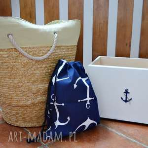 Prezent Pudełko do przechowywania Nautical, przedpokój, marynistyczne