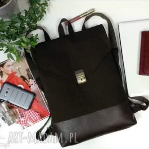 Plecak na laptopa UNISEX, plecak, plecak-damski, plecak-męski, mini-plecak